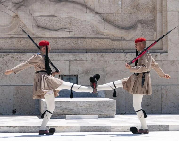 Athens_Evzones