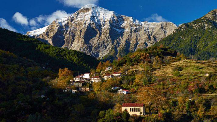 Peloponnese-village