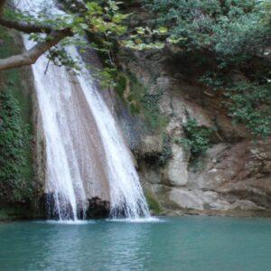 Peloponnese-Neda-river